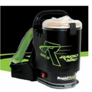 RapidVac MKII Backpack Vacuum