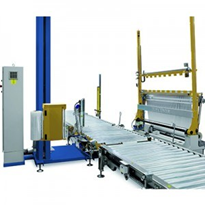 Automatic Turntable Stretch Wrapping Machine | Fromm FA6 Series