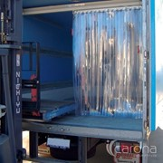 Truck Mounted Sliding Curtains