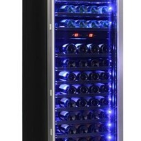 Schmick Dual Zone Upright Wine Fridge JC430D