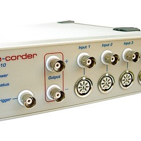 eDAQ | High Resolution Laboratory Data Recorder | E-corder 410