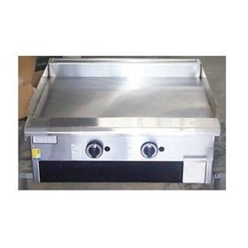 PGC-48 Cast Iron Hot Plate | 1210mm Wide Hamburger Griller