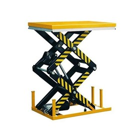 Double Scissor Lift Table | 1000—4000 kg Capacity