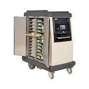 Motorised Single Tray Meal Service Trolleys for Cook Chill