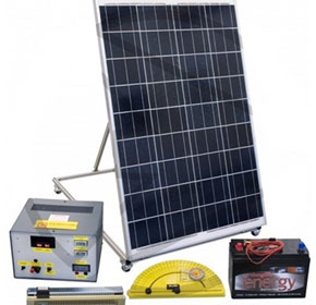 Photovoltaic Solar Energy Trainer | RE540