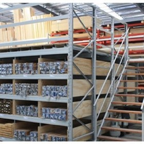 Mezzanine Floor and High Rise Storage Systems