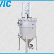 Mechanical-scraping (Internal Disc) Self-cleaning Filter DFA Series