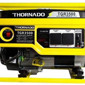 Thornado 3200W Portable Petrol Power Generator