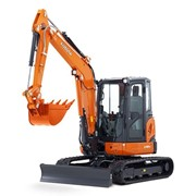 Mini Excavators I U48-4 Zero-swing 4.8 Tonne Mini Excavator