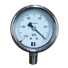 Pressure Gauge | 63mm LM Stainless Steel Pressure Gauge