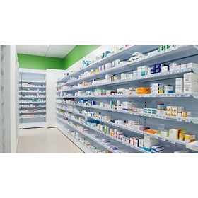 Hospital Shelving | Flat and Wire Shelving