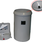 HyQuest Solutions Tipping Bucket Rain Gauge Model TB3