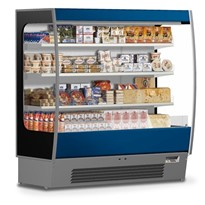 Refrigerated Open Display Case | LIDO 1250