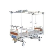 BAM304G Hospital Manual Orthopedic Traction Hospital Bed For Paralyzed