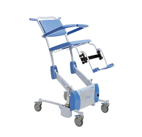Lopital Elexo Shower-Toilet Chair | LOPI5100-5500