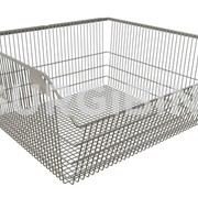 Storage Solutions Extra Large 24 Litre SURGIBIN® | Wire Baskets