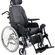 "22"" Comfortable Maxi Self Prop Wheelchair"