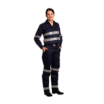 Hi-Vis WorkWear | Winning Spirit Ladies' Heavy Cotton Drill Cargo Pant