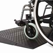 Pride Mobility | Rubber Threshold Ramp