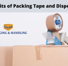 Moving House? Choose the Right Packing Equipment and Tape for All Your Valuables!