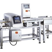 Minipack Metal Detector and Check Weigher