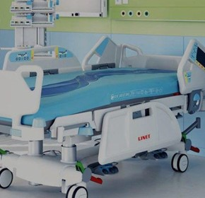 Finding the right castors for hospital beds