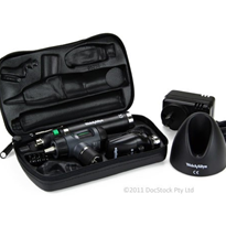 Welch Allyn LED 3.5v Li-Ion MacroView Diagnostic Set | WEL97206MVSL