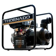 Thornado 2 Inch Chemical Transfer Poly Pump | 7HP Diesel Key Start