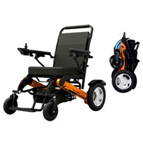 Folding Electric Wheelchair | D12