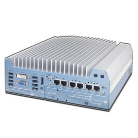 Nuvo-7000E/P Series - Fanless Embedded PC