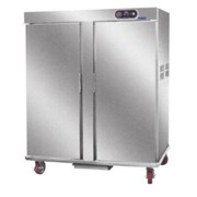 F.E.D. Large Double Plate Warmer Cart | DH-22-21D