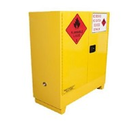 160 Litre Yellow Flammable Cabinet