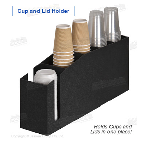 Cup and Lid Holder