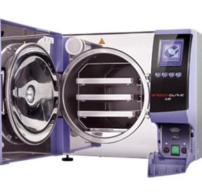 Autoclave and Steam Steriliser | Class B 18L | Cominox Speedyclave