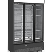 Huxford 3 Door Eco-Friendly Commercial Fridge - BMH45