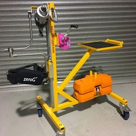 Zero G Tool Balancing Payload Trolley System - 16Kg, 19Kg, 36Kg.