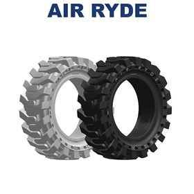 Industrial Tyres | Skid Steer Tyres | AIR RYDE