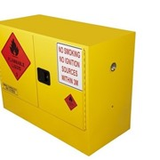 Flammable Storage Cabinet | 100 Litre Yellow