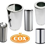 Waste Bins - Litter/Ashtray Combination Hospitality Bins