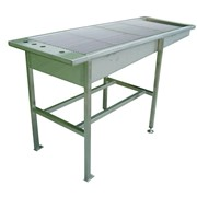 Slimline Prep and Veterinary Treatment Table
