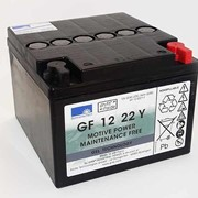 Gel Deep Cycle Batteries | Sonnenschein 12V-24A