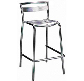 Kellis Aluminium Indoor/Outdoor Barstool | Duraseat