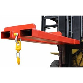 Forklift Jib Attachment Fixed 2500Kg SWL