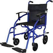 Ultra Lightweight Attendant Propelled Manual Wheelchair