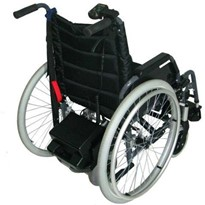 Power Assist | HD | Wheelchairs
