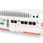 Rugged Fanless PC | Nuvo-5000 Series Intel 6th Gen Core i7/i5/i3