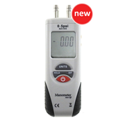 Digital Manometer Pressure Meter | 825-005