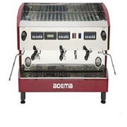 Volumetric Espresso Machine Boema Deluxe D-3V20A 3 Group