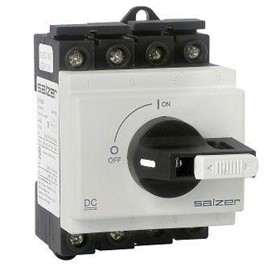 Isolating Switches up to 63A 1000 DC