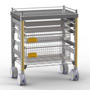 STERIRACK™ Trolley 600D Single